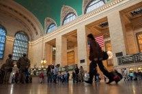 Grote hal van Grand Central Terminal