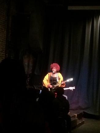 Naomi Luvv, singer-songwriter @Nuyorican Poets Cafe