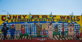 Freaks, odds and other curiosities at Coney Island