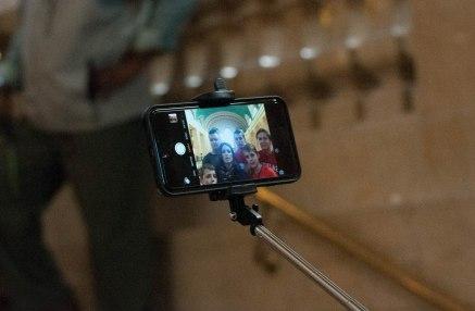 Selfie @ Grand Central Terminal