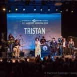 With Tristan at Gronau Jazz fest