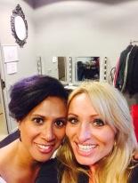 With Desray at Backstage Festival de Vorstin