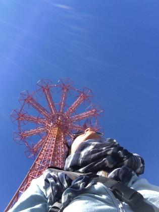 Selfie @ Coney Island